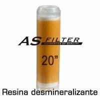 """FILTRO DESMINERALIZANTE DOW 20"""""""