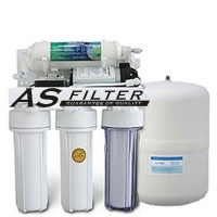 REVERSE OSMOSIS W/PUMP RO-101-SV ASFILTER