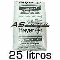 RESINA CATIONICA LEW. (BAYER) 25L