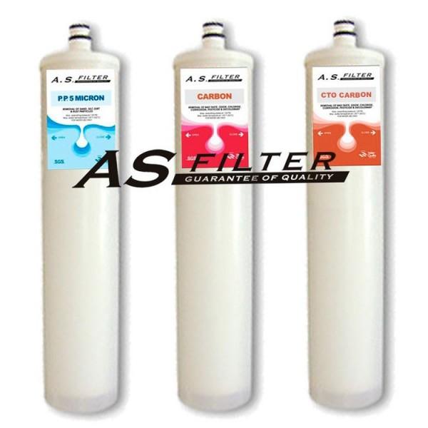 Filtros de osmosis s asfilter pack 3 - Filtros de osmosis ...