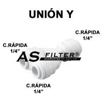 UNION Y C.RAPIDA 1/4
