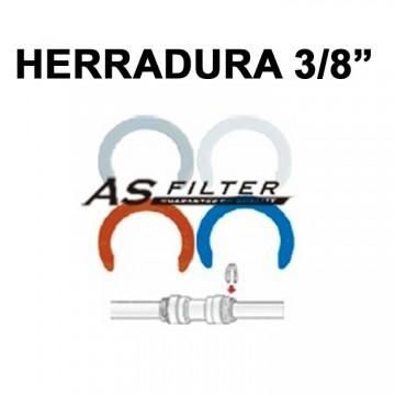 """HERRADURA SEG. 3/8"""""""