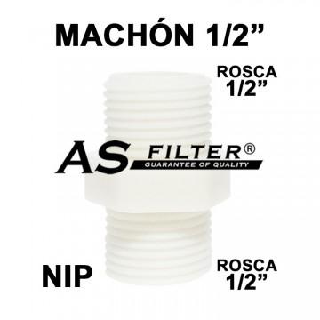 UNION MACHO ROSCA 1/2 (NIP)