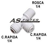 L C.RAPIDA1/4 X C.RAPIDA1/4 X ROSCA1/4