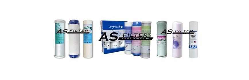 Packs de filtres