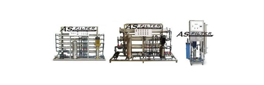 Osmoseur commercial et industriel