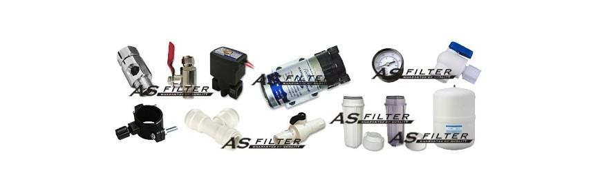 Accessoires pour osmoseur