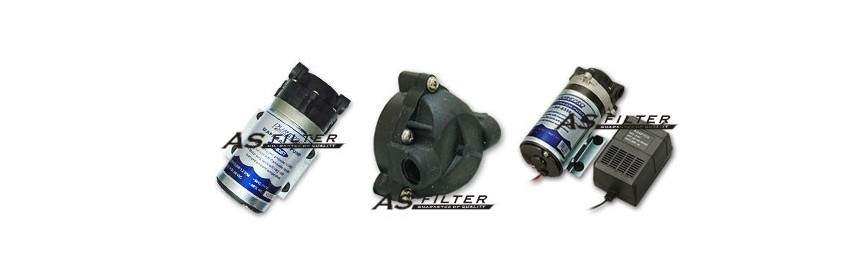 Bombas y sus accesorios