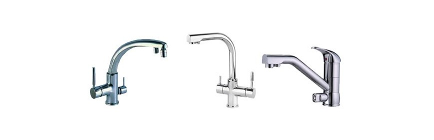 Faucet of 3 ways