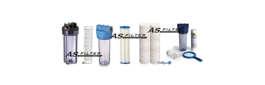 Softener filters