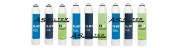 Filtres et membranes UF