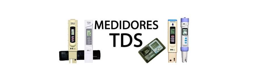 Medidores TDS